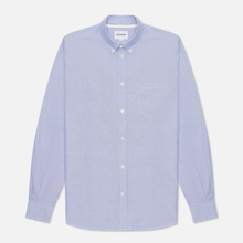 Мужская рубашка Norse Projects Anton Oxford Pale Blue фото- 0