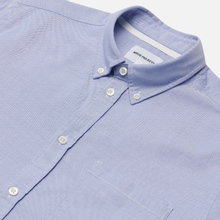 Мужская рубашка Norse Projects Anton Oxford Pale Blue фото- 1