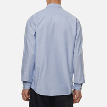 Мужская рубашка Norse Projects Anton Oxford Pale Blue фото- 3