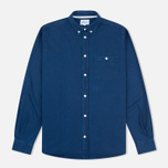 Norse Projects Anton Denim Light Men's Shirt Indigo photo- 0