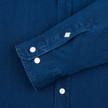 Norse Projects Anton Denim Light Men's Shirt Indigo photo- 4