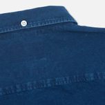 Norse Projects Anton Denim Light Men's Shirt Indigo photo- 2