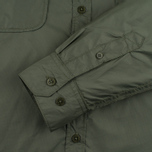 Мужская рубашка Norse Projects Hans Light Ripstop Dried Olive фото- 3