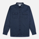 Norse Projects Hans Light Ripstop Men's Shirt Navy photo- 0