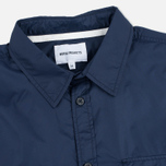 Norse Projects Hans Light Ripstop Men's Shirt Navy photo- 1