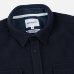 Мужская рубашка Norse Projects Jens Melton Navy фото- 1