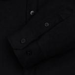 Мужская рубашка Norse Projects Villads Melton Black фото- 3