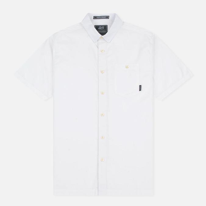 Peaceful Hooligan Wilson SS Men's Shirt White