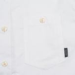 Peaceful Hooligan Wilson SS Men's Shirt White photo- 2