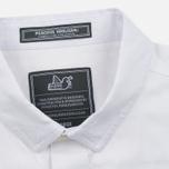 Peaceful Hooligan Wilson SS Men's Shirt White photo- 3