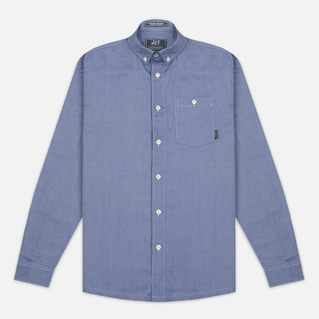 Мужская рубашка Peaceful Hooligan Yates Blue