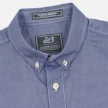 Мужская рубашка Peaceful Hooligan Yates Blue фото- 1