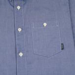Мужская рубашка Peaceful Hooligan Yates Blue фото- 2