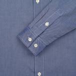 Мужская рубашка Peaceful Hooligan Yates Blue фото- 3