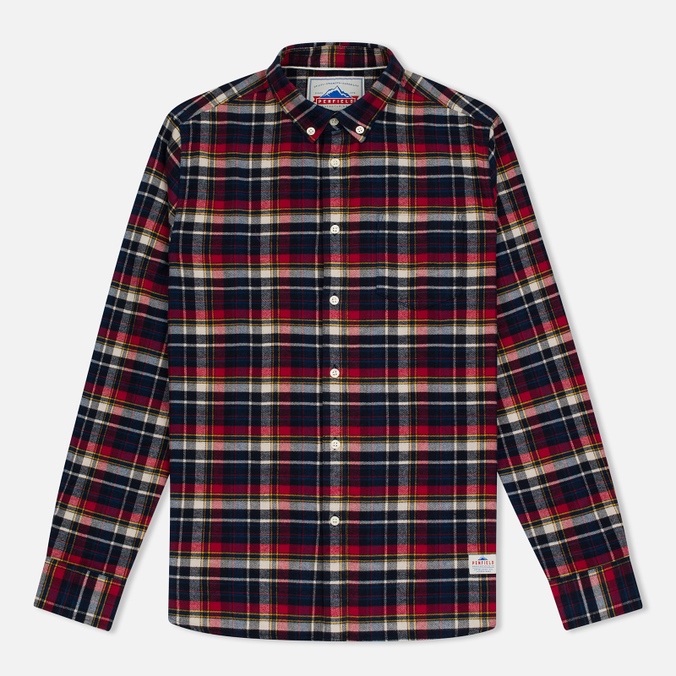 Мужская рубашка Penfield Barrhead Red