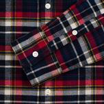Мужская рубашка Penfield Barrhead Red фото- 3
