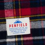 Мужская рубашка Penfield Barrhead Red фото- 6