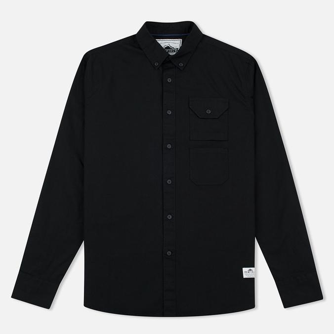Мужская рубашка Penfield Castal Black