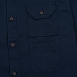 Мужская рубашка Penfield Castal Navy фото- 2