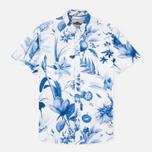 Мужская рубашка Penfield Colima Botanical Blue фото- 0