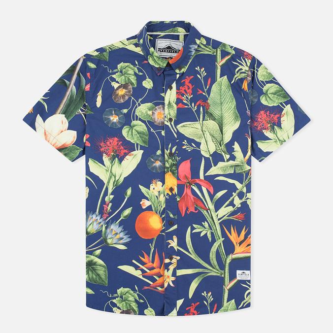 Penfield Colima Botanical Men's Shirt Navy
