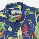 Мужская рубашка Penfield Colima Botanical Navy фото- 1