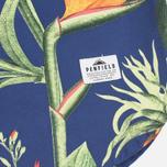 Penfield Colima Botanical Men's Shirt Navy photo- 2