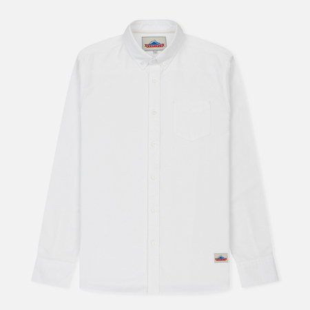 Мужская рубашка Penfield Donaghue Classic Oxford White