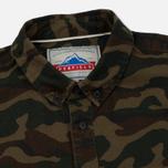 Мужская рубашка Penfield Gridley Camo Olive фото- 1