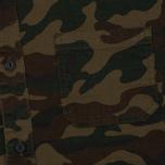 Мужская рубашка Penfield Gridley Camo Olive фото- 2