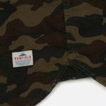 Мужская рубашка Penfield Gridley Camo Olive фото- 5