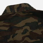 Мужская рубашка Penfield Gridley Camo Olive фото- 6