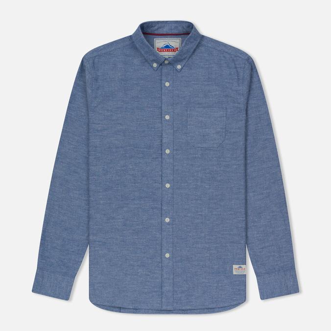Мужская рубашка Penfield Hadley Blue