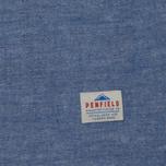 Мужская рубашка Penfield Hadley Blue фото- 3