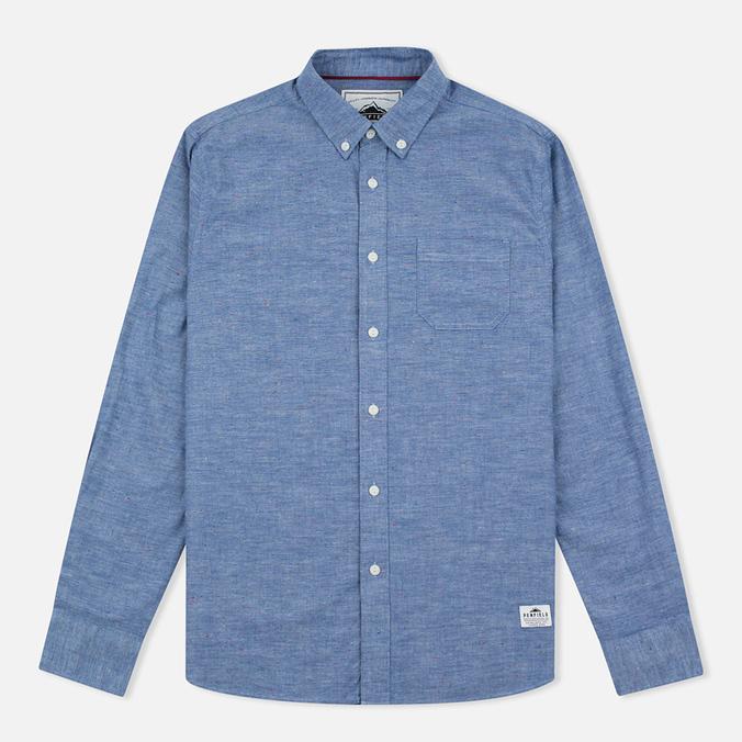 Мужская рубашка Penfield Hadley Chambray Blue