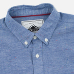 Мужская рубашка Penfield Hadley Chambray Blue фото- 1