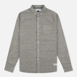 Penfield Hadley Chambray Men's Shirt Olive photo- 0