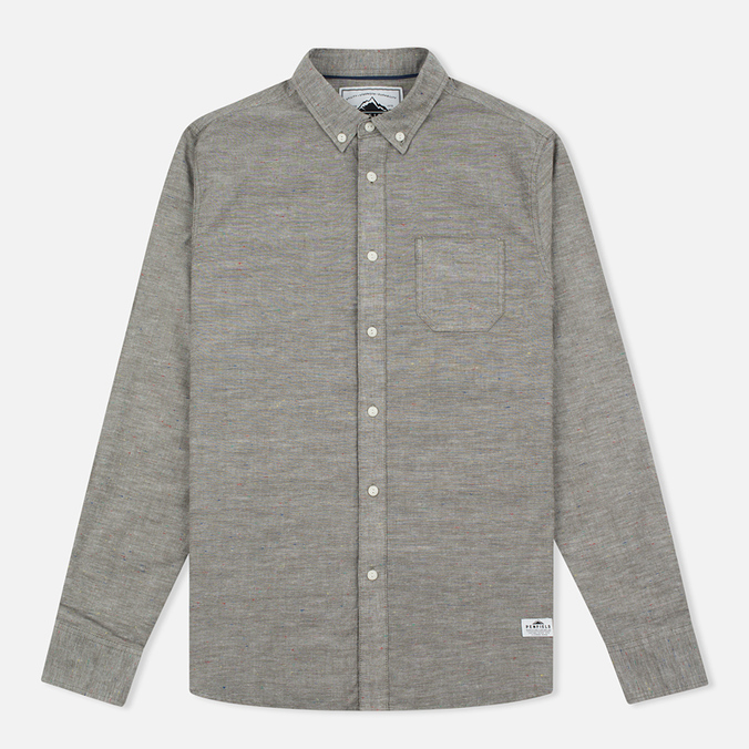 Penfield Hadley Chambray Men's Shirt Olive