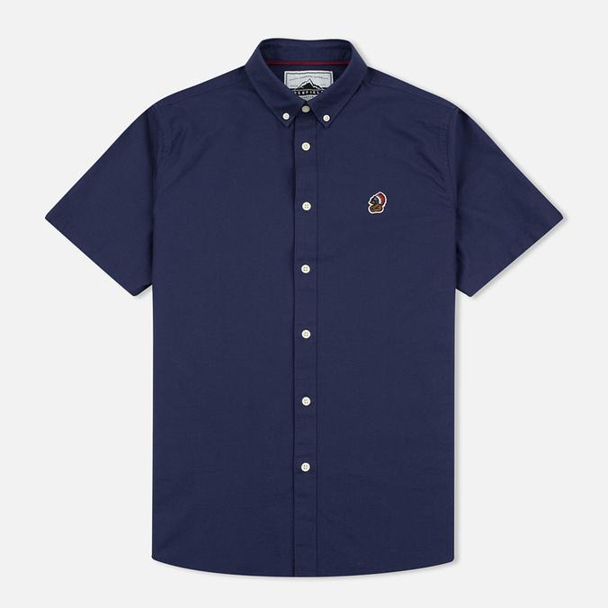 Мужская рубашка Penfield Keystone Navy