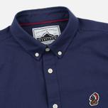 Мужская рубашка Penfield Keystone Navy фото- 1