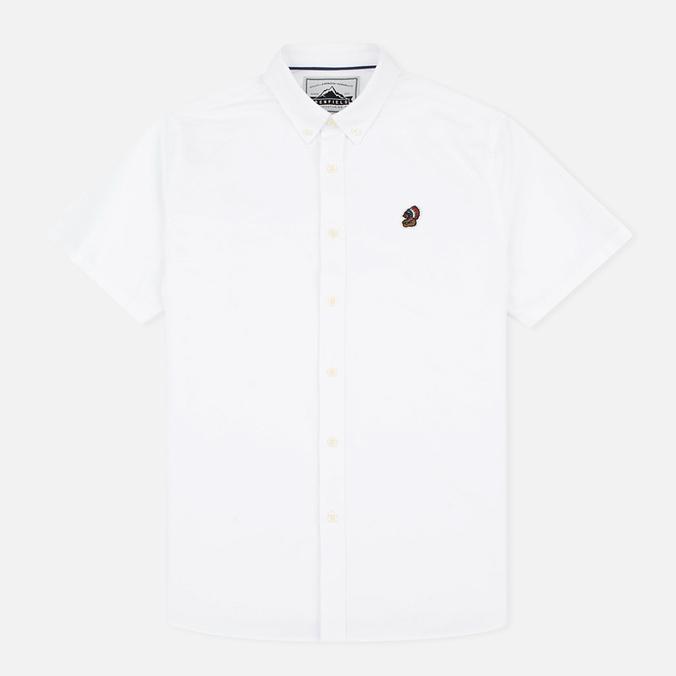 Мужская рубашка Penfield Keystone White