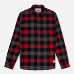 Мужская рубашка Penfield Valleyview Red/Black фото- 0