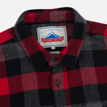 Мужская рубашка Penfield Valleyview Red/Black фото- 1
