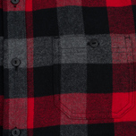 Мужская рубашка Penfield Valleyview Red/Black фото- 2
