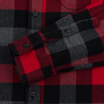 Мужская рубашка Penfield Valleyview Red/Black фото- 3