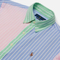 Мужская рубашка Polo Ralph Lauren Classic Fit Oxford Stripe Fun Multicolor фото - 1