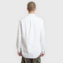 Мужская рубашка Polo Ralph Lauren Classic Fit Oxford White фото- 3