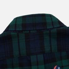 Мужская рубашка Polo Ralph Lauren Classic Fit Plaid Oxford Pine/Navy Multi фото- 4