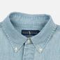 Мужская рубашка Polo Ralph Lauren Custom Fit Polo Pony Color Chambray фото - 1