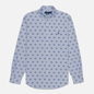 Мужская рубашка Polo Ralph Lauren Custom Fit Polo Pony Color Printed Oxford Collegiate Tigers фото - 0